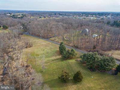 Bucks County Residential Lots & Land For Sale: Washington Crossing Road