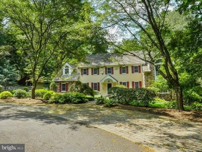 Doylestown Single Family Home For Sale: 2948 Burnt House Hill Road