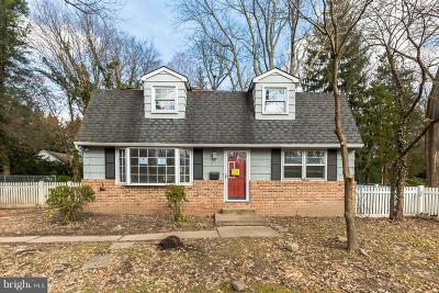 Yardley Single Family Home Under Contract: 128 Longshore Avenue