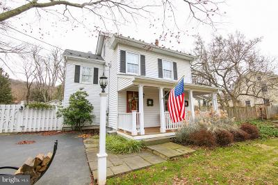 Bucks County Single Family Home For Sale: 1460 River Road
