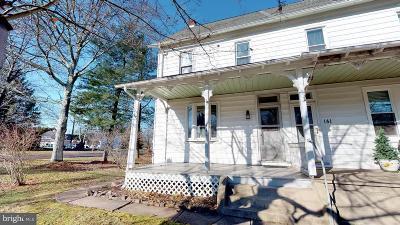 Bucks County Single Family Home For Sale: 143 W Main Street