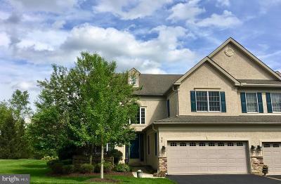 Bucks County Single Family Home For Sale: 17 Morgan Hill Drive
