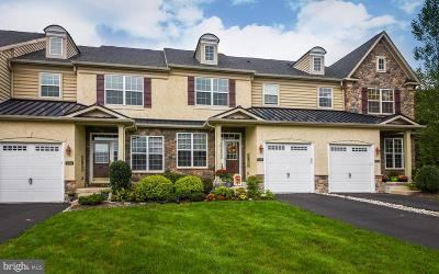Bucks County Townhouse For Sale: 3288 Brookside Drive