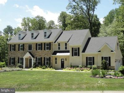 Bucks County Single Family Home For Sale: Washington Crossing Road