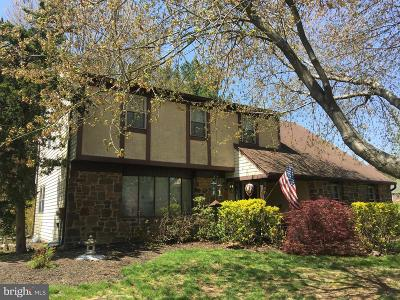 Bucks County Single Family Home For Sale: 790 Orchid Road