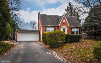 Bensalem PA Single Family Home For Sale: $274,999