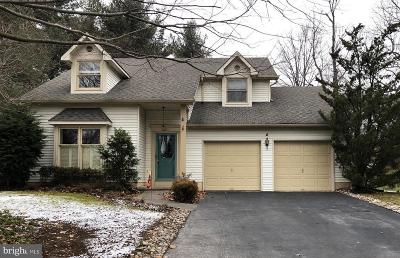 Bucks County Single Family Home For Sale: 24 Ruby Court