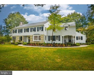 Bucks County Single Family Home For Sale: 1711 Makefield Road