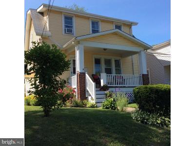 Bucks County Single Family Home For Sale: 230 W Franklin Street