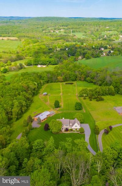 Bucks County Farm For Sale: 141 School Drive