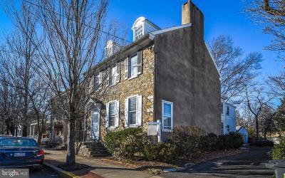 Bucks County Single Family Home For Sale: 109 W Maple Avenue