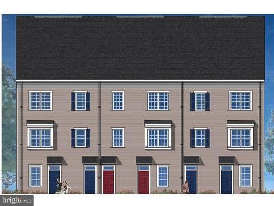 Bucks County Townhouse For Sale: I221a Prince George Street