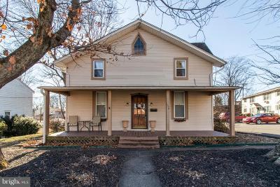 Bucks County Single Family Home For Sale: 136 N Branch Street