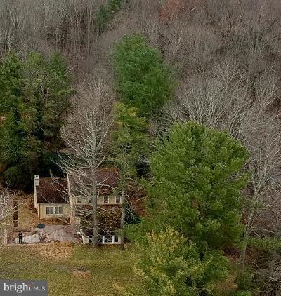 Bucks County Single Family Home For Sale: 35 Clay Ridge Road
