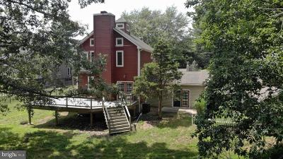 Bucks County Single Family Home For Sale: 7138 Ferry Road