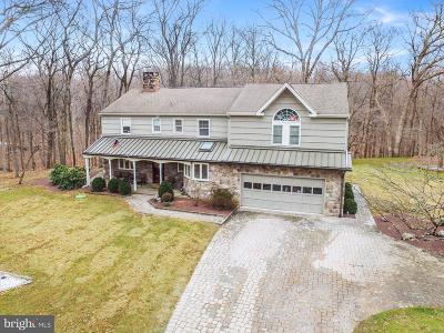 Newtown Single Family Home For Sale: 89 Thompson Mill Road