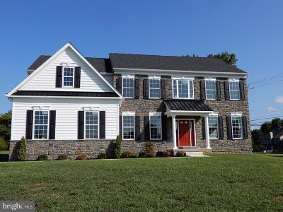 Bucks County Single Family Home For Sale: Lot #9 Quinn Circle