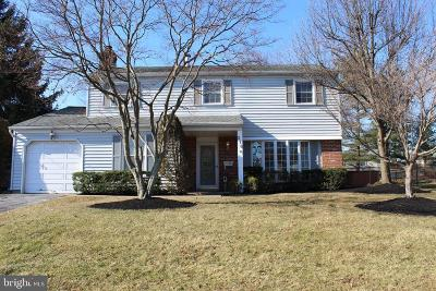 Warminster Single Family Home For Sale: 516 Spencer Lane