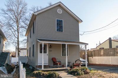 Croydon Single Family Home Under Contract: 1043 Rosa Avenue
