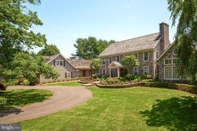 Bucks County Single Family Home For Sale: 6720 Paxson Road