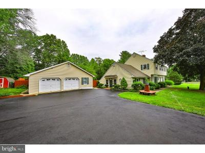 Bucks County Single Family Home For Sale: 577 Limekiln Road