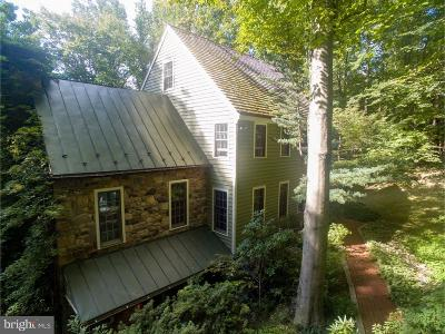 Bucks County Single Family Home For Sale: 6357 Old Carversville Road