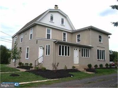 Bucks County Multi Family Home For Sale: 716 Fairhill Road