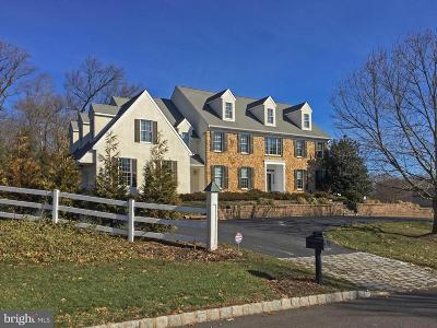 Bucks County Single Family Home For Sale: 1 Mercer Gate Drive