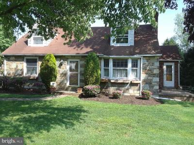 Bucks County Single Family Home For Sale: 109 Village Drive