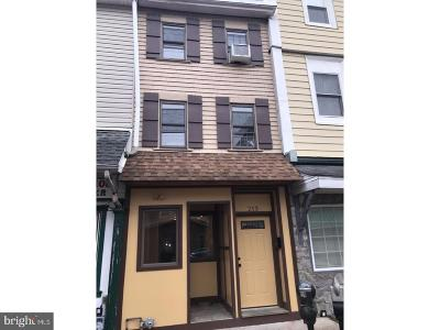 Bucks County Commercial For Sale: 213 Mill Street