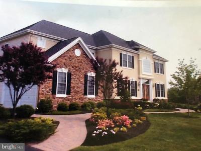 Bucks County Single Family Home For Sale: 729 Stewarts Way