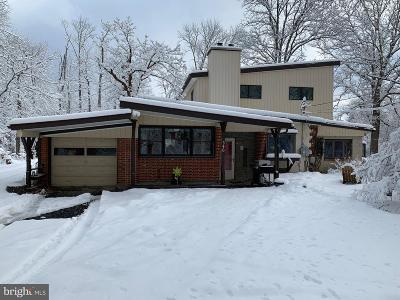 Bucks County Single Family Home For Sale: 346 Old Bethlehem Road