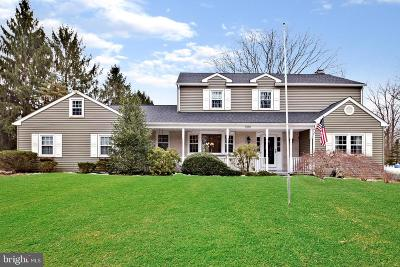 Doylestown Single Family Home For Sale: 3385 Aquetong Road