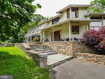 Bucks County Single Family Home For Sale: 3301 Windy Bush Road