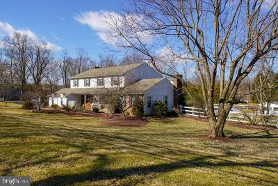 Bucks County Single Family Home For Sale: 1 Settlers Drive