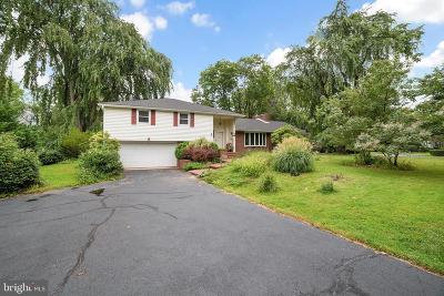 Bucks County Single Family Home For Sale: 2108 Yardley Road