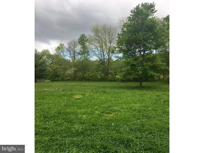 Bucks County Residential Lots & Land For Sale: 332 - Lot #2 Thompson Mill Road