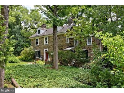 Bucks County Single Family Home For Sale: 991 Penns Park Road
