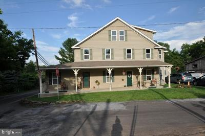 Bucks County Single Family Home For Sale: 496 Covered Bridge Road