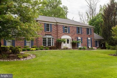 Bucks County Single Family Home For Sale: 411 Foxcroft Drive