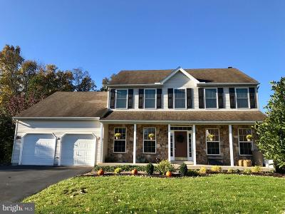 Bucks County Single Family Home For Sale: 115 Crescent Drive