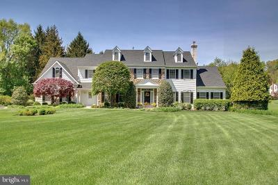 New Hope Single Family Home For Sale: 2 Bellinghamshire Place