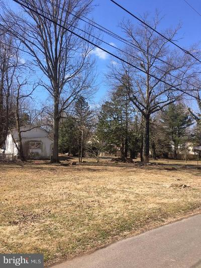 Bucks County Residential Lots & Land For Sale: Morgan Avenue