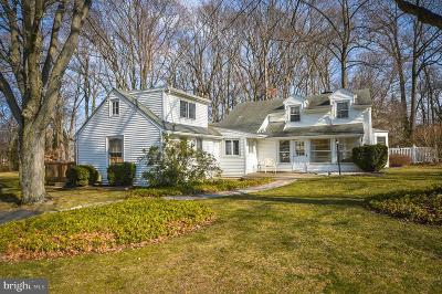 Yardley Single Family Home For Sale: 612 Kings Road