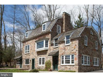 Bucks County Single Family Home For Sale: 3126 Church School Road