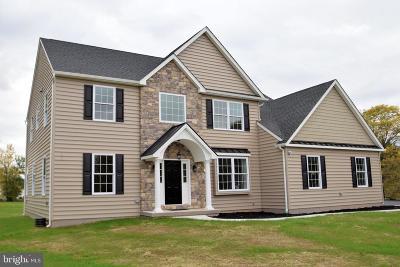Bucks County Single Family Home For Sale: 311 Deep Run Road