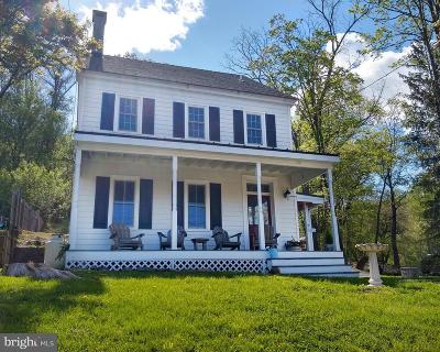 Bucks County Single Family Home For Sale: 4934 River Road