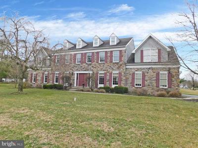 Bucks County Single Family Home For Sale: 1 Pheasant Run Road