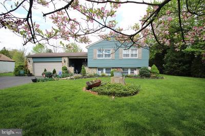 Bucks County Single Family Home For Sale: 885 W County Line Road