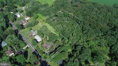 Bucks County Residential Lots & Land For Sale: Lots 14 And 15 Shady Retreat Road
